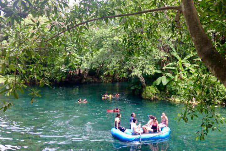 Campamento cerca CDMX Foto Las Estacas 5