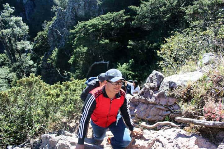 Campamento cerca CDMX Foto Parque Nacional El Chico 1