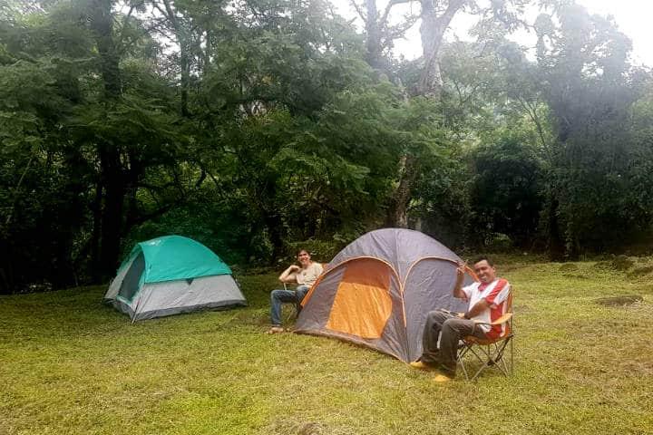 Campamento cerca CDMX Tepoztlan Foto Aribnb 3