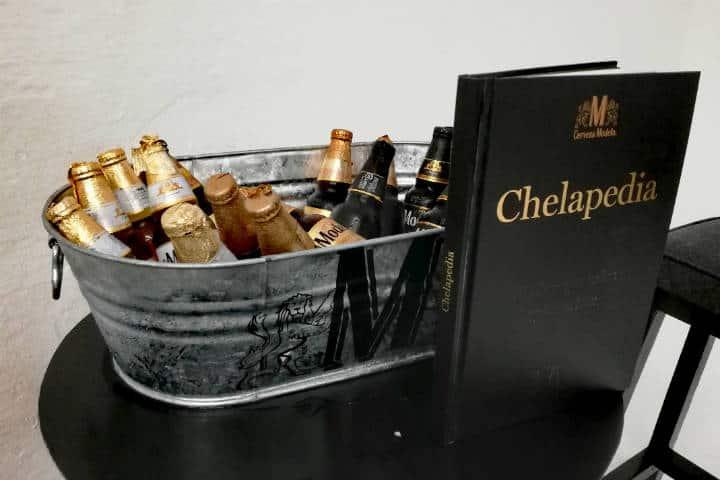 Chelapedia Cerveza Modelo Foto Luis Juárez 4