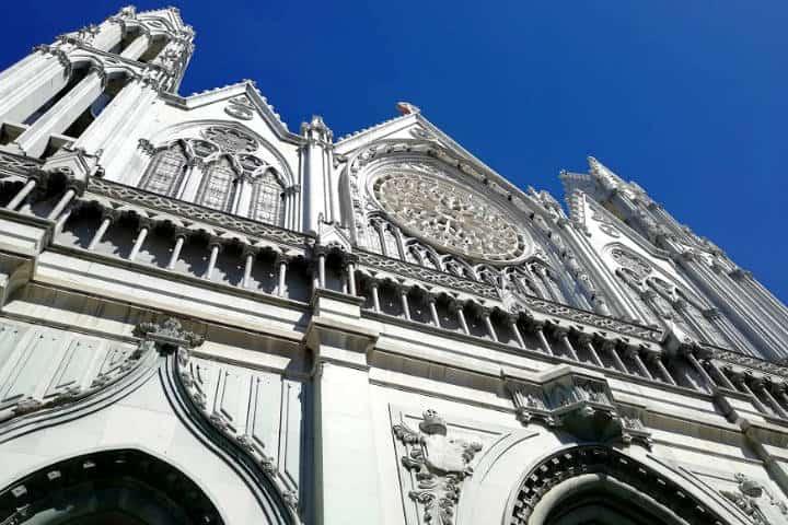 Construcciones lujosas Sagrado Corazón Foto El Souvenir 3