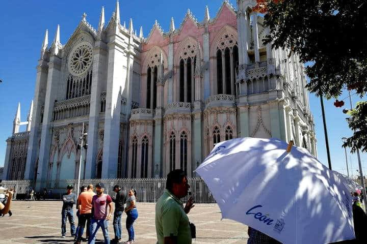 Construcciones lujosas Sagrado Corazón Foto El Souvenir 6