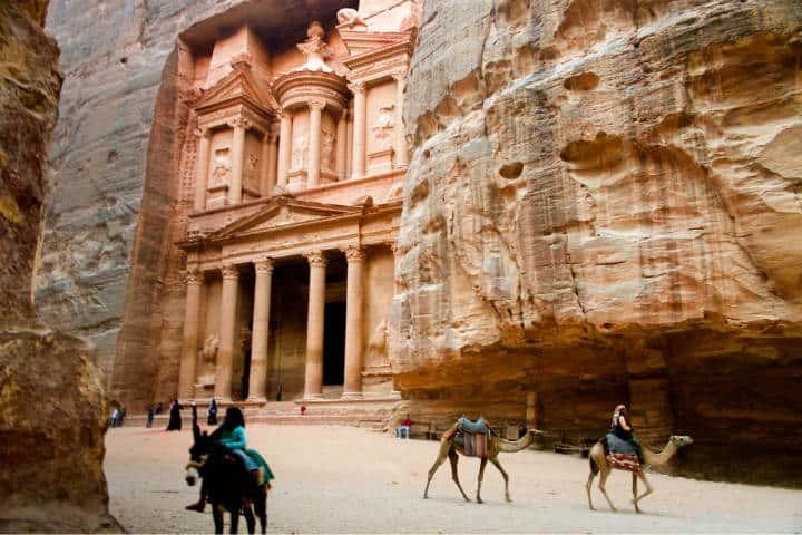 Crucero alrededor del mundo Petra Foto Matías Callone
