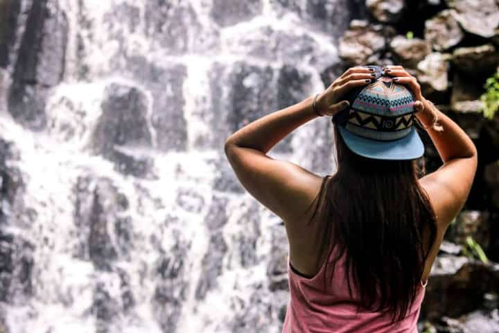 De Guatemala al El Salvador Cascadas los Tercios Foto El Salvador Travel
