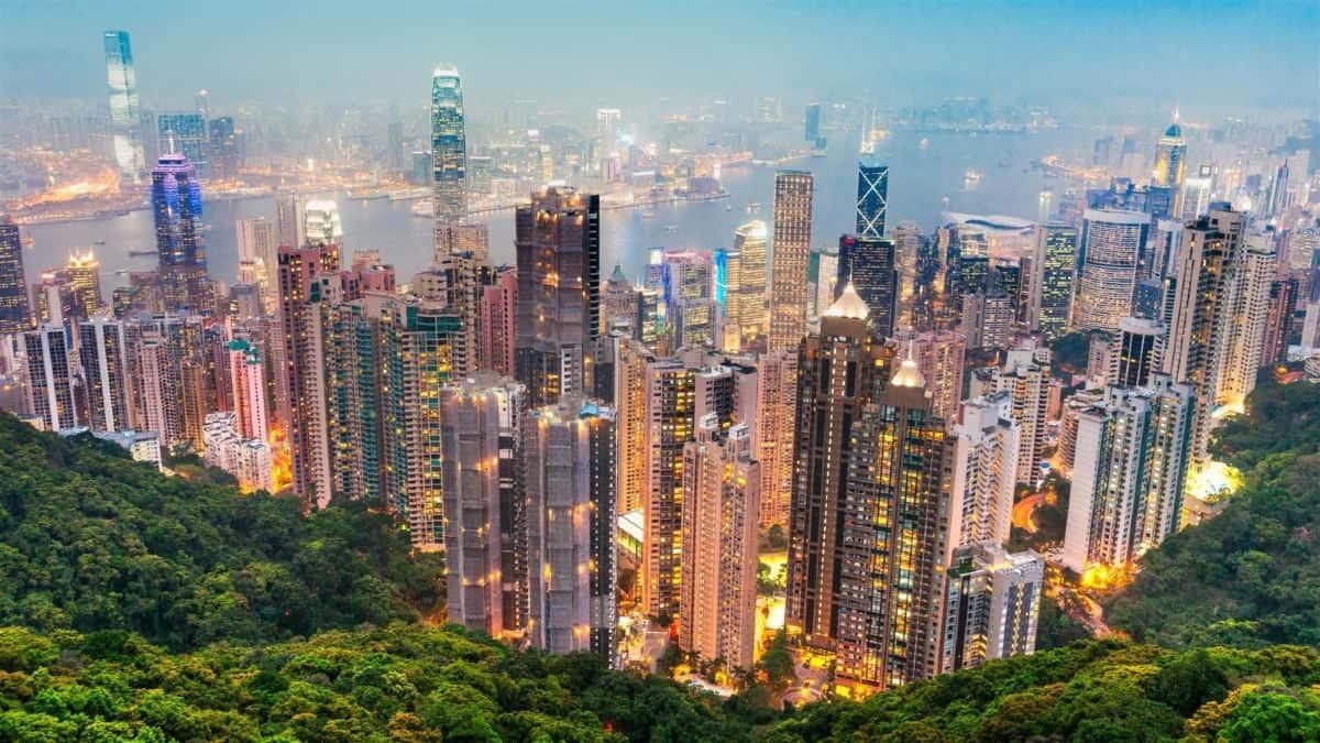 Galería de Instagram Hong Kong surrealista port