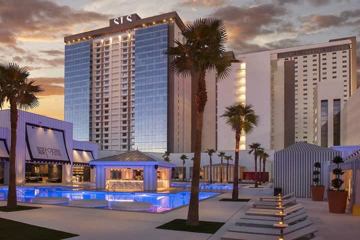 Hotel SLS Las Vegas. Foto. Easter Vegas. 1