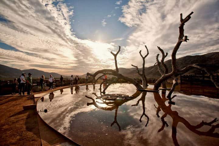Hoteles Valle de Guadalupe Foto Bruma Vinícola 10