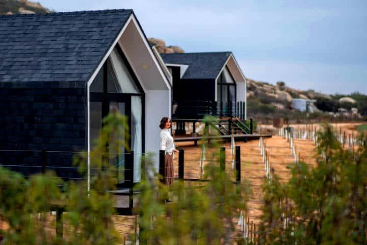 Hoteles del Valle de Guadalupe Foto Oeno Wine Resort 2