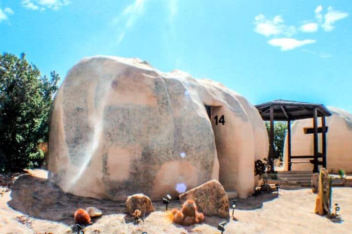 Hoteles del Valle de Guadalupe Foto Oeno Wine Resort 5