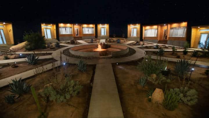 Hoteles del Valle de Guadalupe Foto Oeno Wine Resort 6