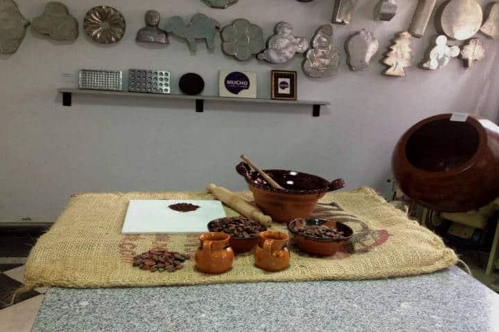 MUCHO Museo del Chocolate. Foto Turismo Ciudad de México