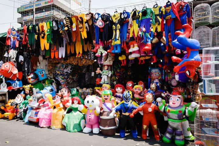 Mercado de Sonora Foto Tom Hanslien