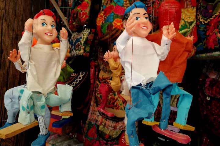 Mercados de Artesanias en la CDMX Foto El Souvenir 1