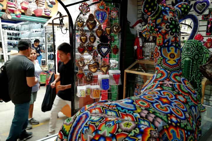 Mercados de Artesanias en la CDMX Foto El Souvenir 8