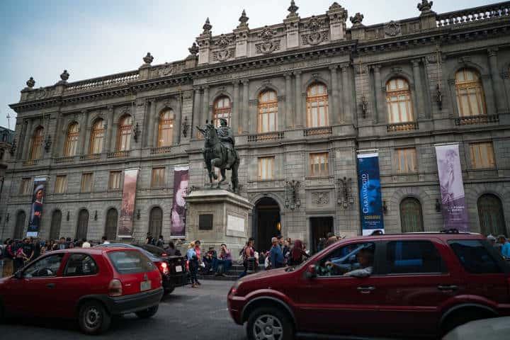 Munal Museo Nacional de Arte. foto Nan Palmero