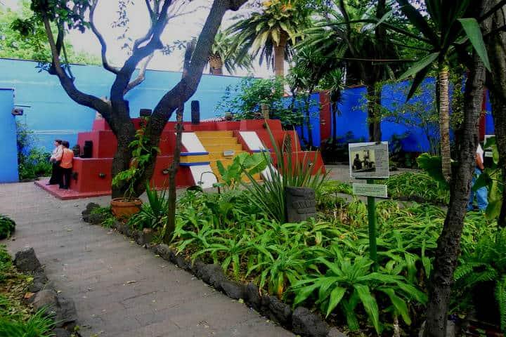 Museo Frida Kahlo. Foto cezzie901