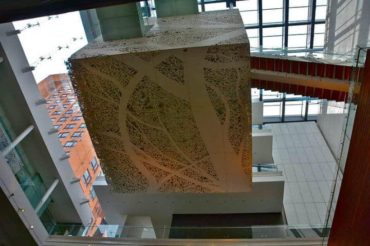 Museo Memoria y Tolerancia. Foto Alejandro