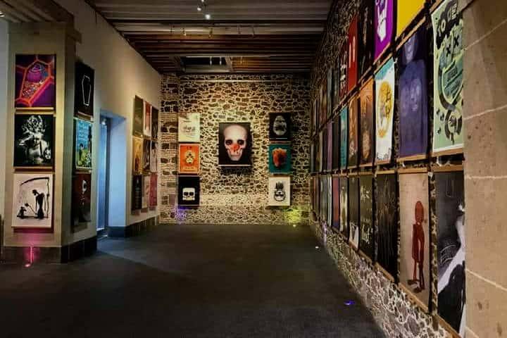 Museo Mexicano del Diseño. Foto Selene Lazcarro Design