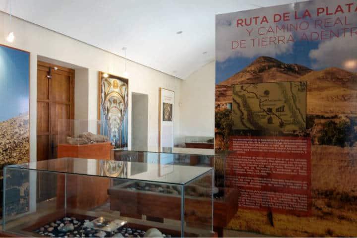 Real de asientos y su ruta del misterio Foto El Souvenir 100