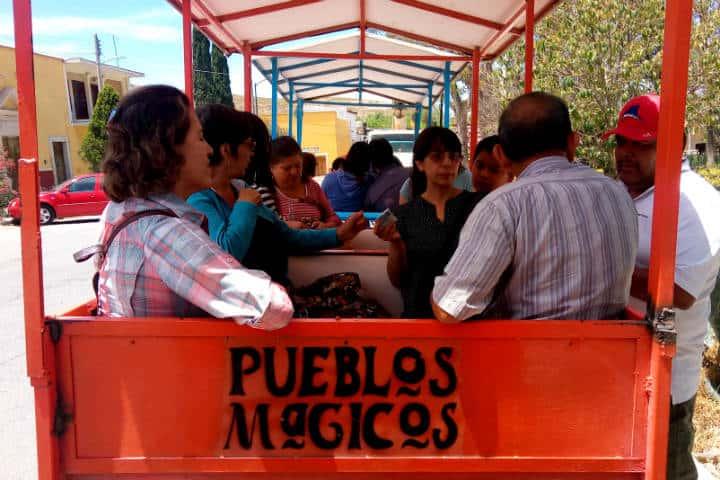 Real de asientos y su ruta del misterio Foto El Souvenir 94