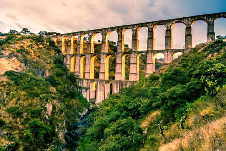 Tepotzotlán Nuevo Toledo Foto Arcos de Sitio