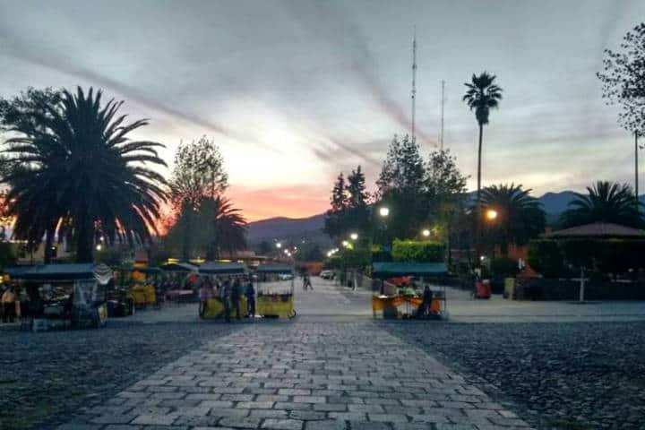 Tepotzotlán Nuevo Toledo Foto Tepotzotlán SB