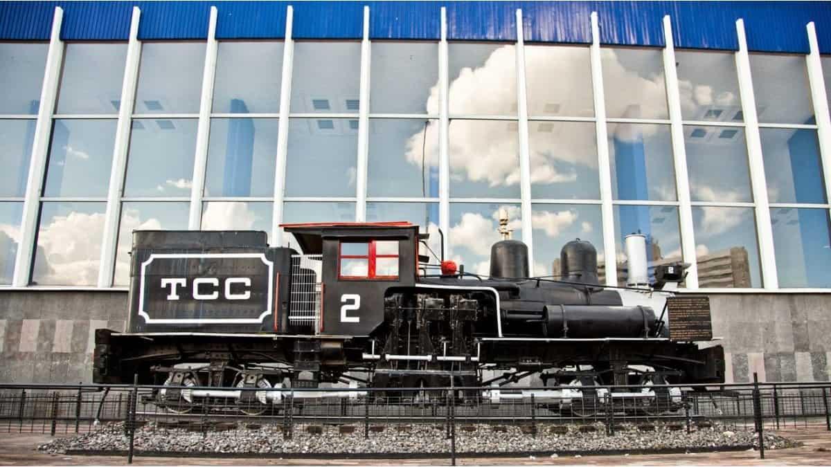 Viejas estaciones de tren en la CDMX port