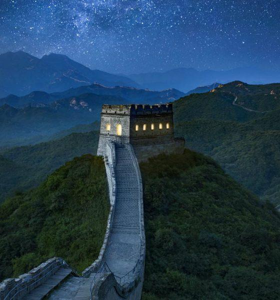 Airbnb en la Gran Muralla China Foto Airbnb 1