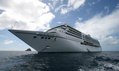 portada Crucero alrededor del mundo Seven Seas Mariner