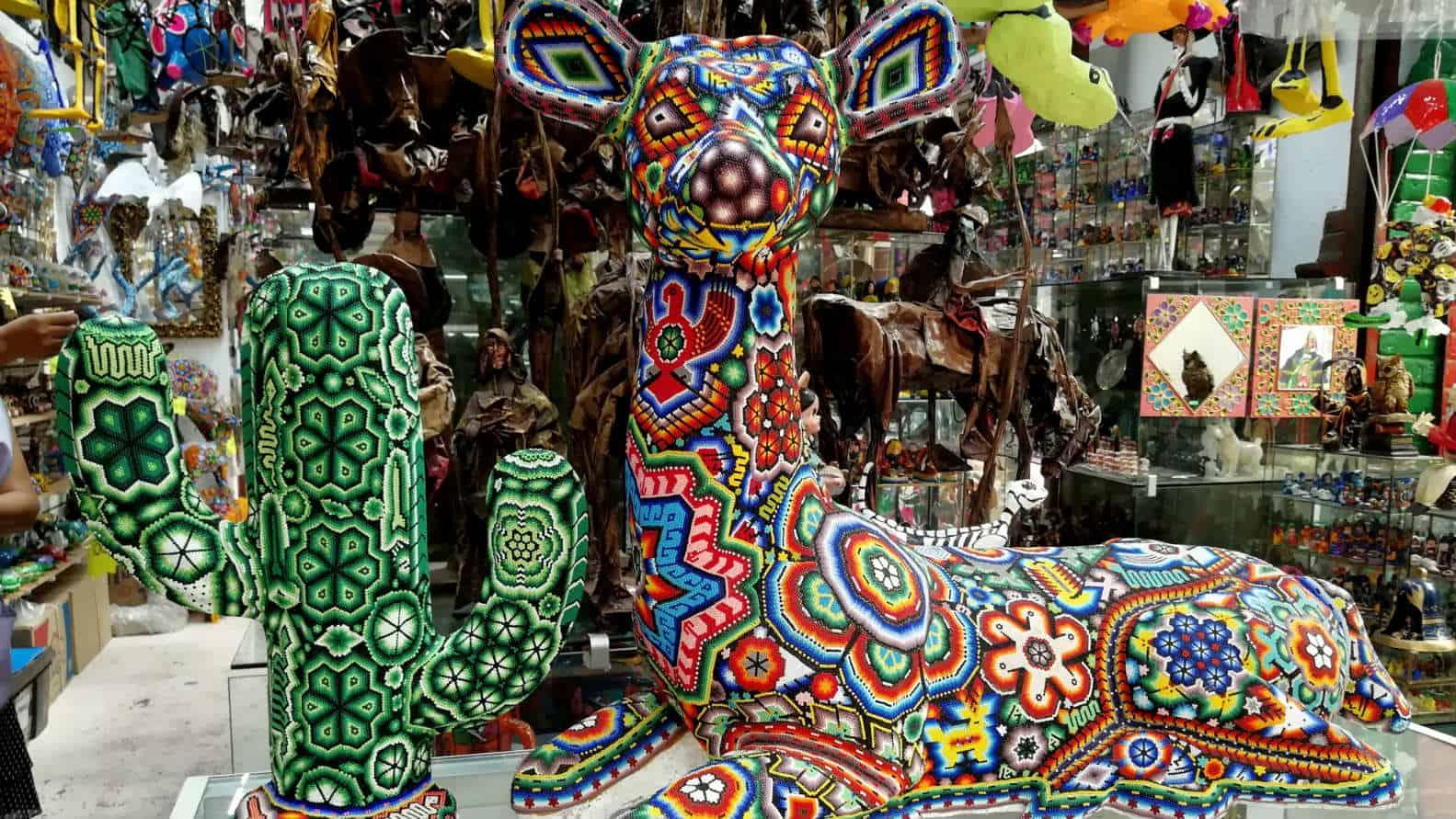 Mercados de Artesanias en la CDMX Foto El Souvenir 9