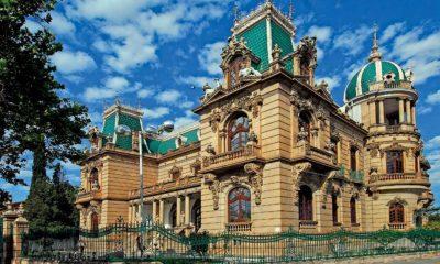 Construcciones lujosas en México Foto CUUQG 5