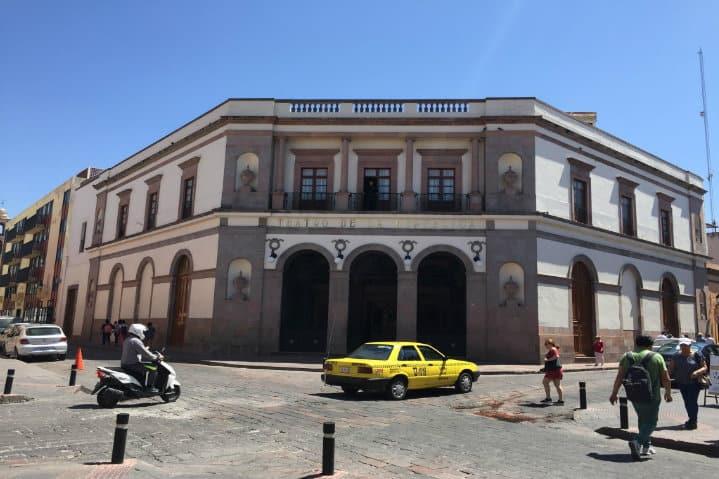 Fin de semana en el Centro Histórico de Querétaro