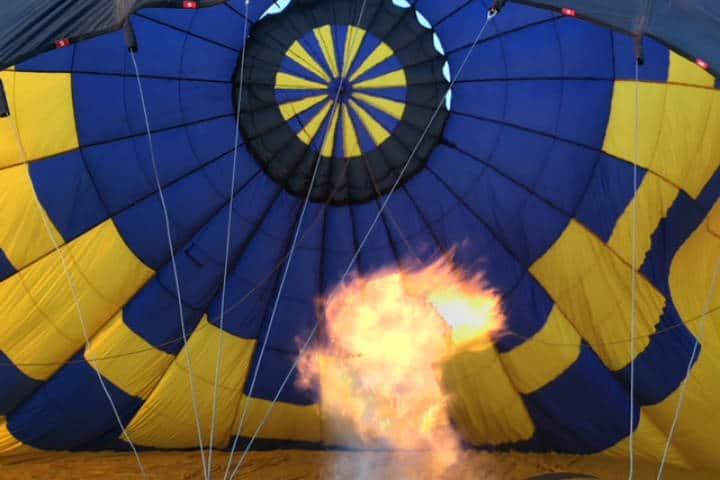 Casarse Vuelo en Globo para dos Foto Viridiana V Skyballoons 10