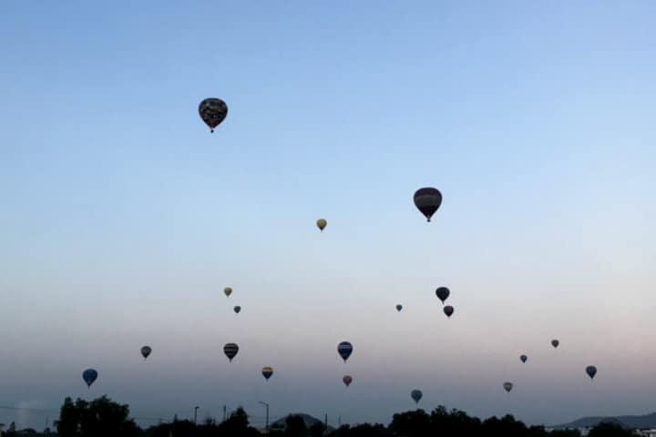 Casarse Vuelo en Globo para dos Foto Viridiana V Skyballoons 11