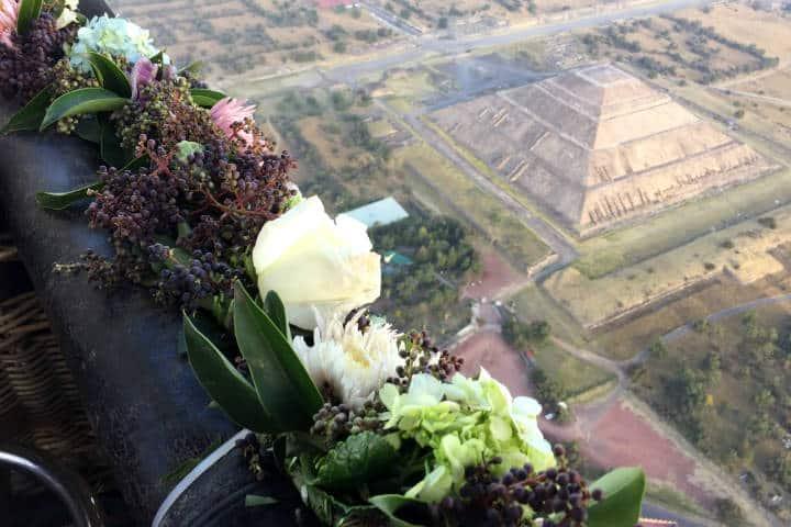 Casarse Vuelo en Globo para dos Foto Viridiana V Skyballoons 13