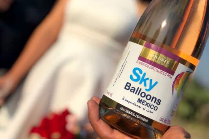 Casarse Vuelo en Globo para dos Foto Viridiana V Skyballoons 16
