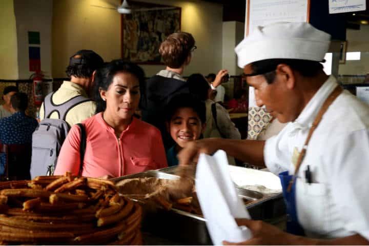 Churros el Moro Foto Fidel Enríquez 11