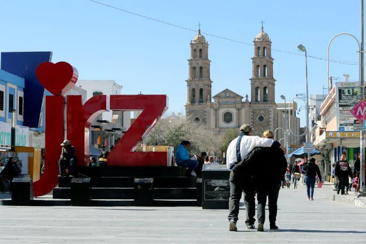 Ciudad Juárez. Foto. El Paso Times. 1