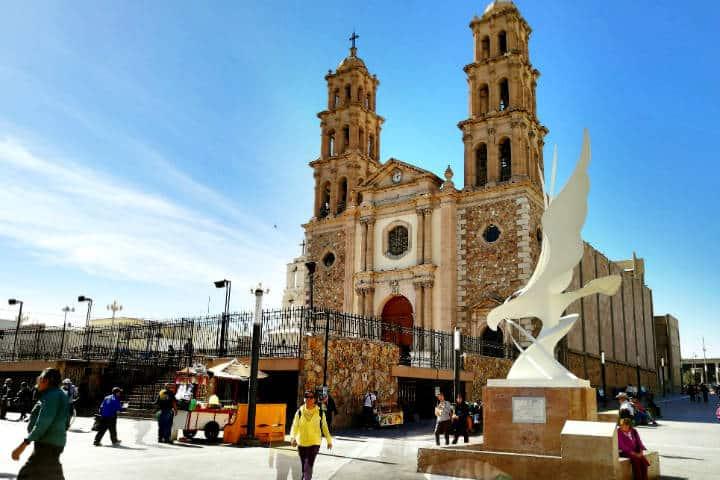 Es peligroso Ciudad Juárez Foto El Souvenir 3
