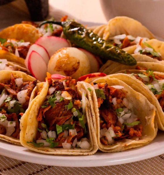 Food and Travel México Foto:Tacos tradicionales de México