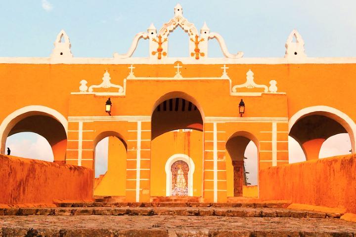 Izamal Pueblo Mágico. Imagen: Damiel Terral.