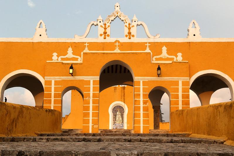 Izamal Pueblo Magico. Imagen. Damiel Terral. 4