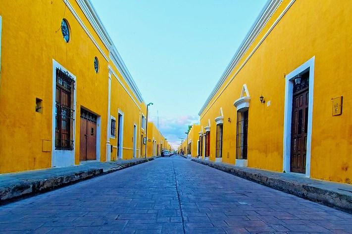 Izamal Pueblo Mágico. Imagen: Pavelcoan.