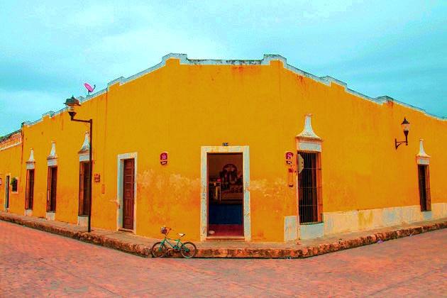 Izamal, Yucatán. Imagen: For 91 Días.