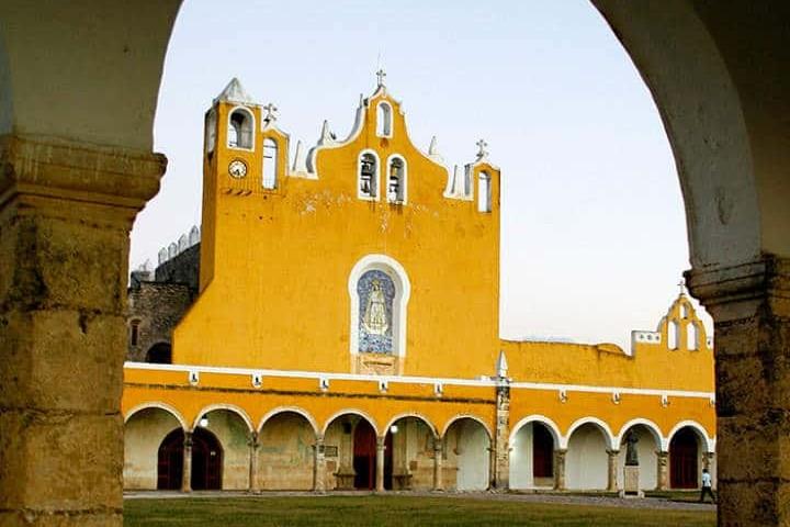 Izamal,Yucatan. Imagen: Carlos Gracian.