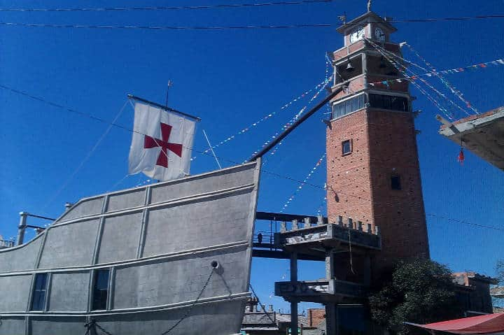 La Barca de la Fé Foto Sectur Tlaxcala 10