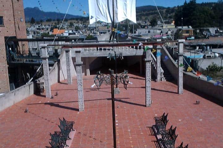 La Barca de la Fe. Foto: Sectur Tlaxcala