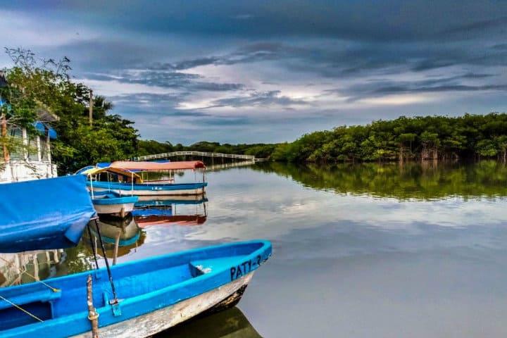 Laguna de Mandinga en Veracruz. Foto. Pinterest. 1