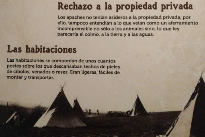 Museo Apache Chihuahua Foto El Souvenir 7