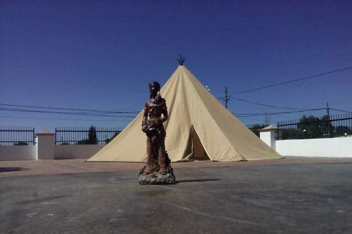 Museo del Apache Foto Museo Ex Hacienda El Sauz 3